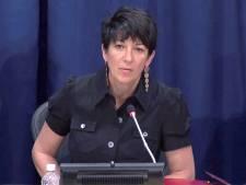 """L'ex-collaboratrice d'Epstein présente un risque de fuite """"extrême"""""""