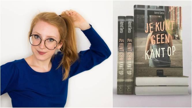 """Astrid Sercu brengt tweede jeugdboek uit: """"Nog genoeg ideeën voor een hele reeks"""""""