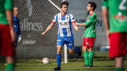 """Jochen Henrioulle (Torpedo Hasselt): """"Eerste hattrick in mijn voetballoopbaan"""""""