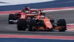 Stoffel Vandoorne knap vijfde in eerste oefensessie GP Verenigde Staten