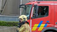 Lichtgewonde bij brand in Sint-Joost