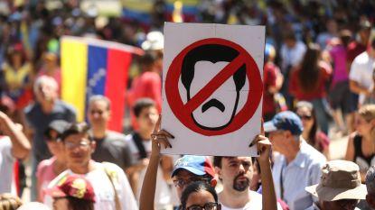 """Regering Venezuela: """"Nieuwe plannen voor staatsgreep ontdekt"""""""