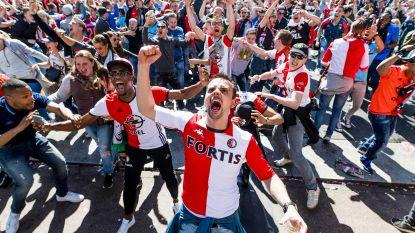 Nederlander laat vrouw in België bevallen om zijn kind Feyenoord te kunnen noemen