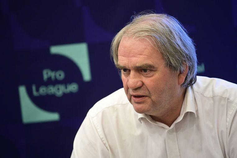 Pierre François, CEO van de Pro League.