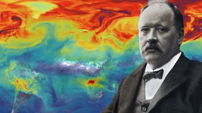 Eerste wetenschappelijke waarschuwing rond klimaatopwarming dateert al van 1896