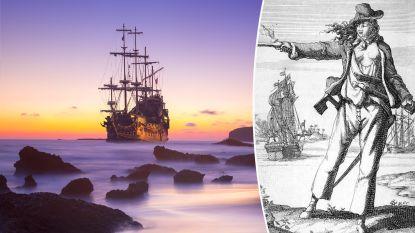 Deze vrouwelijke piraten waren volgens nieuw boek schrik van de Caraïben in 18de eeuw