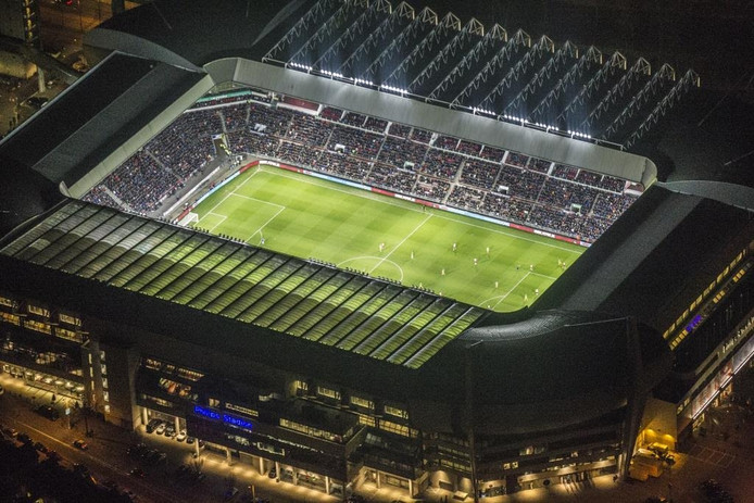 Het PSV stadion