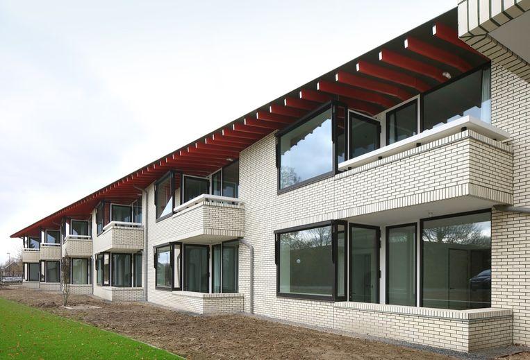 Woonzorgcentrum Kapelleveld in Ternat van architecten de vylder vinck taillieu .