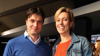 """Michael Van Droogenbroeck viel destijds als een blok voor Annelies Van Herck: """"Al voor ik bij VRT werkte, keek ik met grote interesse naar haar journaals"""""""
