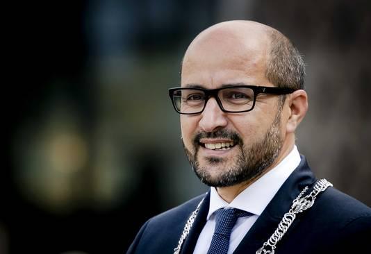 Ahmed Marcouch, burgemeester van Arnhem.