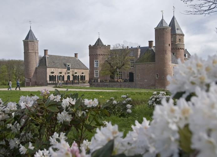 Kasteel Westhove bij Domburg. foto Dirk-Jan Gjeltema