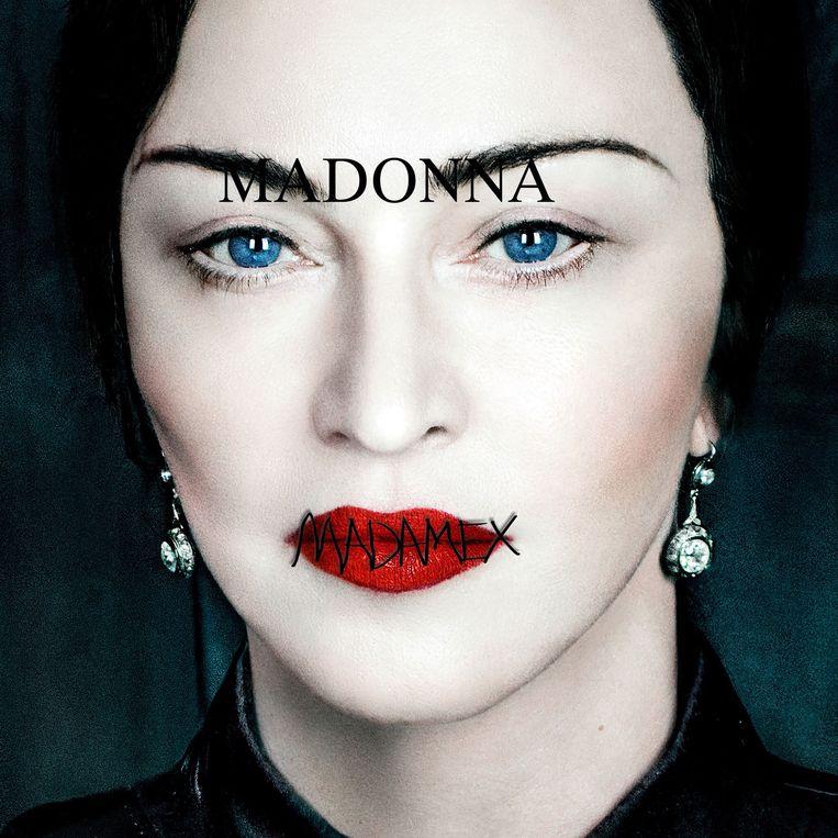 Madonna, Madame X. Beeld