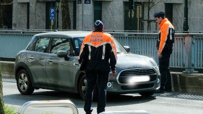 Politiezone Brussel-Noord deelde al 1.277 GAS-boetes uit voor niet naleven van coronamaatregelen