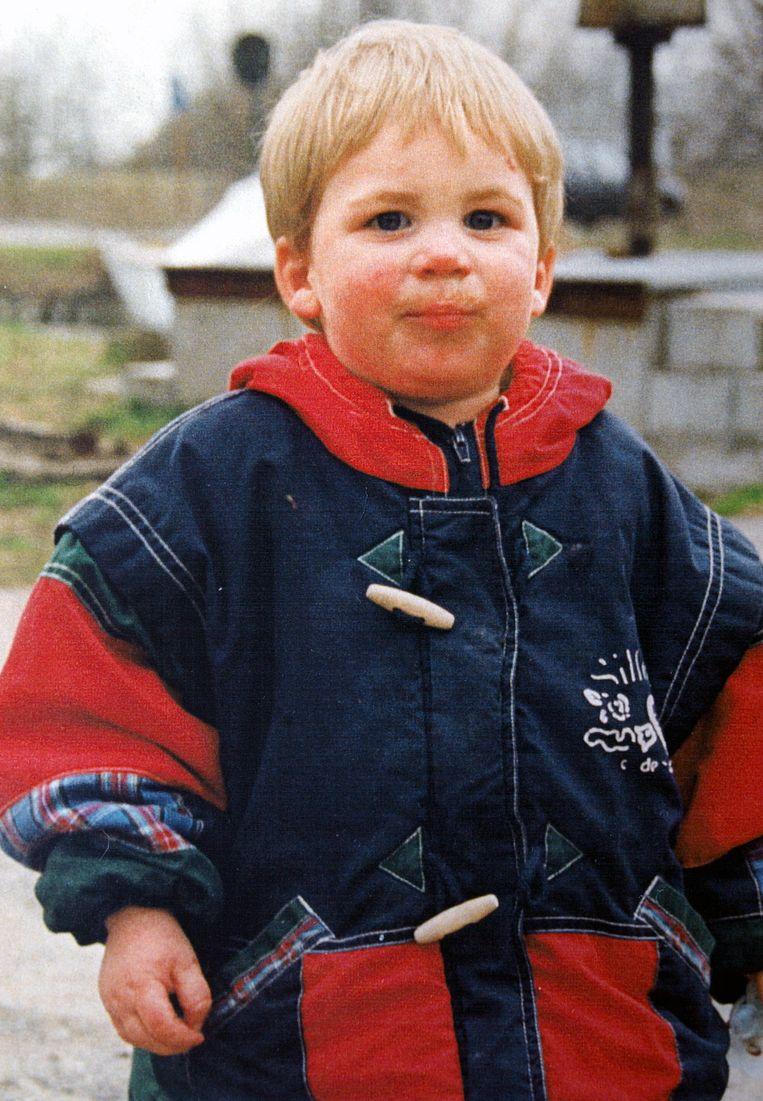 Liam Van den Branden was 2 jaar toen hij op 3.05.1996 verdween in Mechelen (Antwerpen).