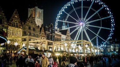 Forbes zet kerstmarkten van Brussel en Gent bij beste van Europa
