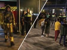 Bewoners geëvacueerd na brand in wooncomplex Delft