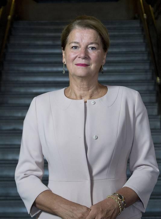 Annemarie Penn-te Strake, burgemeester van Maastricht