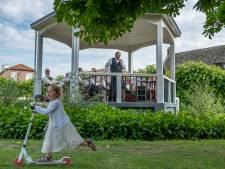 Muzikanten van Nieuw Leven en Witte van Haemstede gaan samen verder