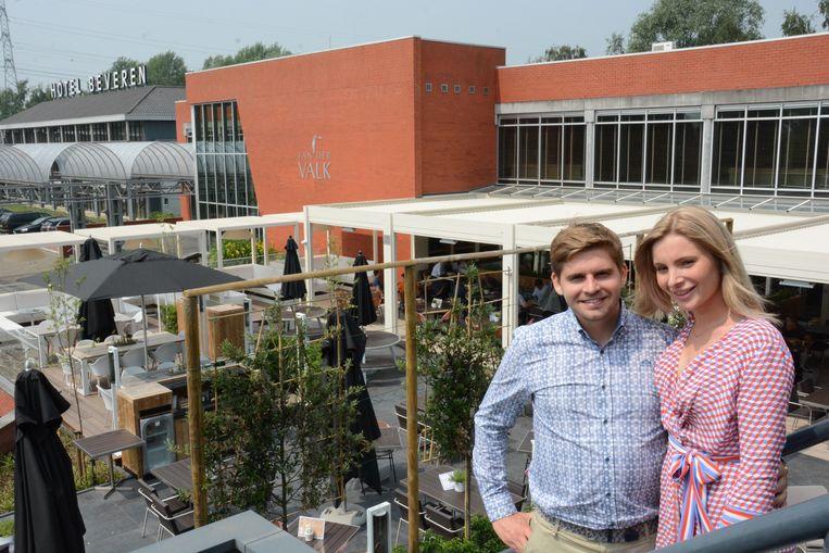 Tim Van der Valk en partner Pauline van Hotel Beveren heeft zijn interesse al getoond.