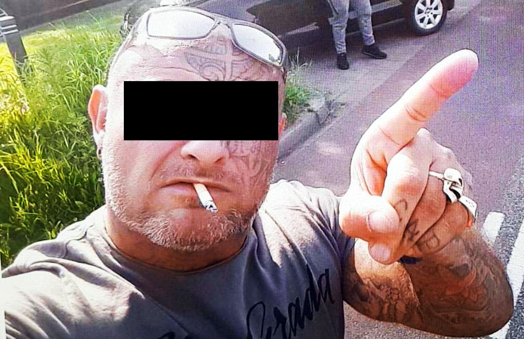 Verdachte Errol J., de 52-jarige Delftenaar wordt ervan verdacht Karel Pronk te hebben doodgeschoten.