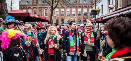 Carnavalsvereniging On-Ganse trapt jubileumjaar af met OnGansebord