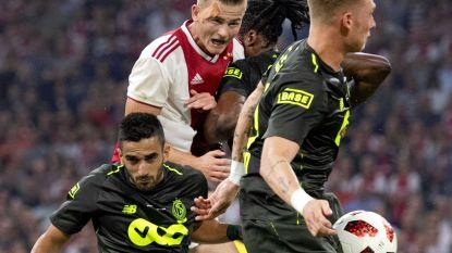 """""""Horen niet thuis in Champions League"""""""