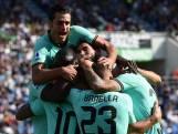 Inter blijft na spektakelstuk in spoor Juventus