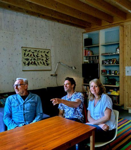 Maarten en Arianne wonen in een gloednieuw middeleeuws huisje: 'Het voelde meteen goed'