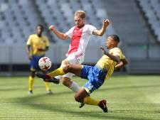 Istvan Bakx moet tegenvaller slikken met Ajax Cape Town