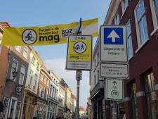 Onderzoek naar verkeersstromen binnenstad Bergen op Zoom