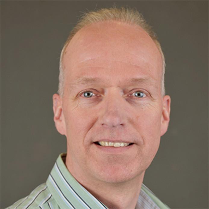 Wetenschapper Guus Velders