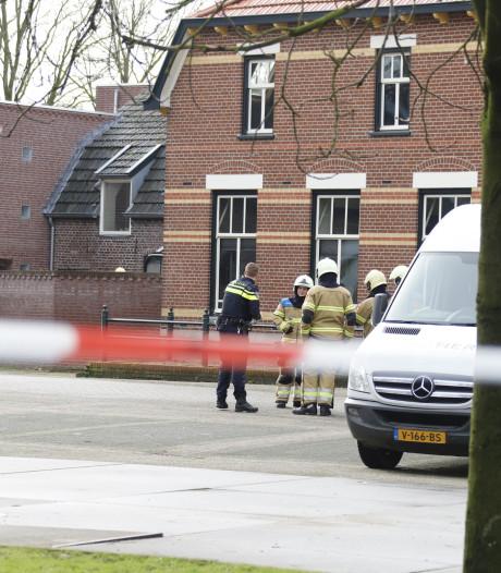 Gaslek bij appartementencomplex in Rijkevoort