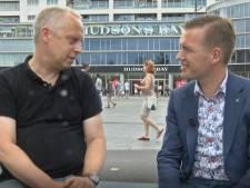 Jurgen van Houdt is 24/7 wethouder in Enschede, maar wel 6 dagen