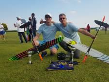 Bastiaan Duijghuisen uit Overasselt tweede op WK modelvliegen