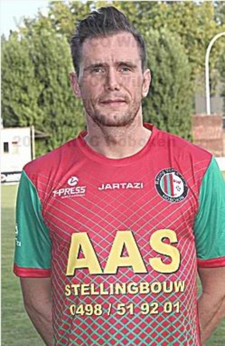 Nick Van Der Westerlaken.