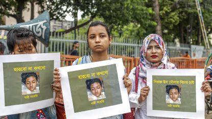 Bengalese justitie spreekt 16 doodstraffen uit voor moord op tienermeisje in koranschool