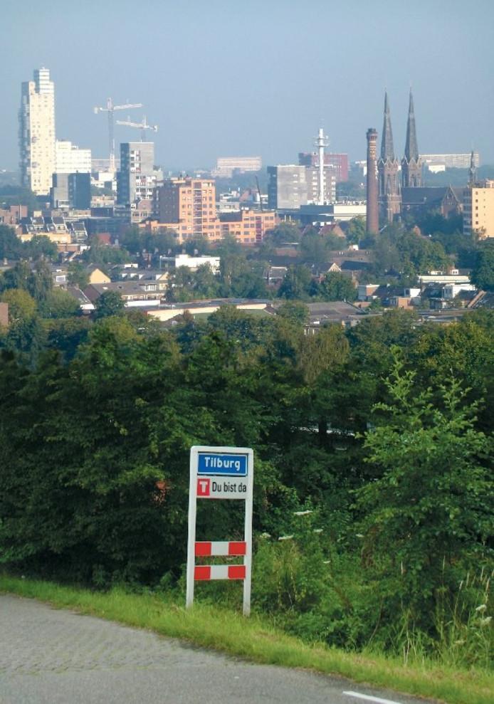 'Gelijk heel Tilburg maar naar het Schwarzwald verplaatsen?' Afbeelding: Looi Naaijkens