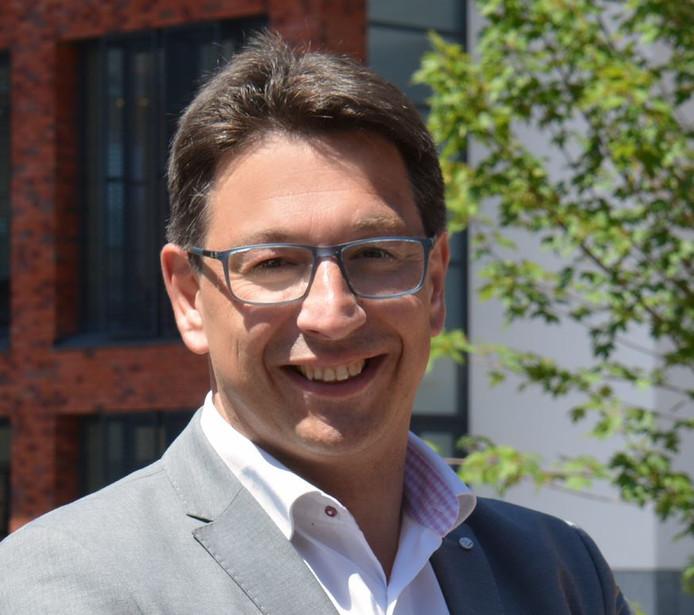 Wethouder Bert Tijhof van Rijssen-Holten