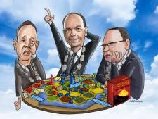 Torenhoge groeiambities van Deventer, Zwolle en Apeldoorn volgens experts onrealistisch: 'Het is angst'