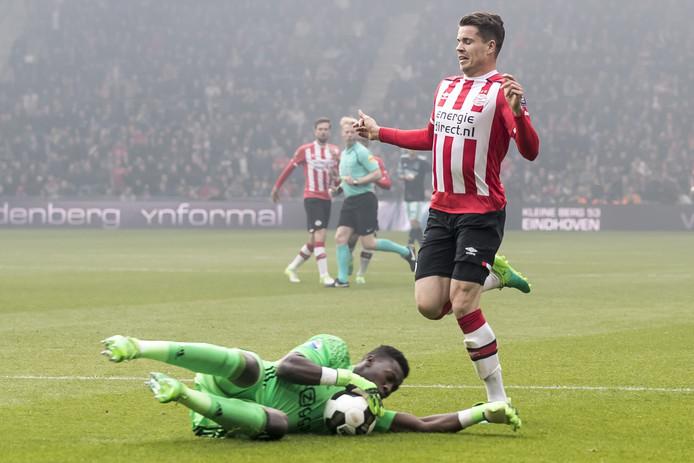 PSV speelt de komende duels in principe alleen nog voor de eer.