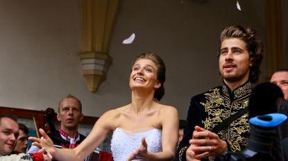 """Peter Sagan en Katarina uit elkaar: """"Voelen aan dat we onze levens moeten verderzetten als goede vrienden"""""""