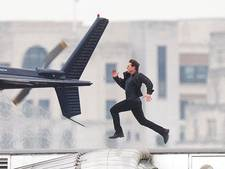 Tom Cruise wéér gewond tijdens opnames MI6