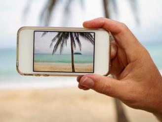 Reiskiekjes nemen met je mobiel