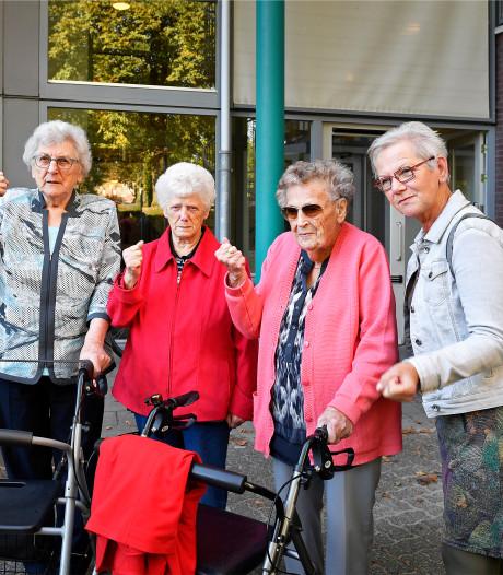 Deze Groesbeekse senioren zijn boos: 'Geef ons de sleutel'