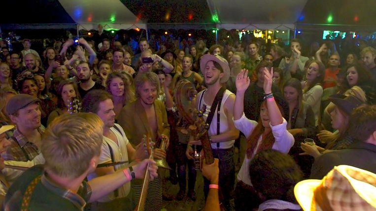 Het Nashville Festival vindt een plekje in het Noorderpark Beeld Jennie Vazquez Alarcon