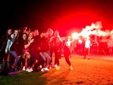 Softbalkampioenen van Roef! blijven in Moergestel voorlopig van nieuw licht verstoken