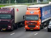 Aparte regels voor het inhalen door vrachtauto's?