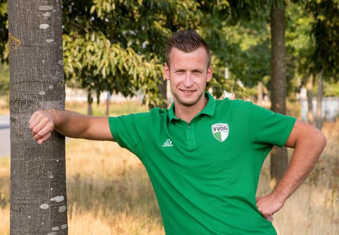 Tim Muller verlaat de Harderwijkse derdedivisionist VVOG komende zomer.