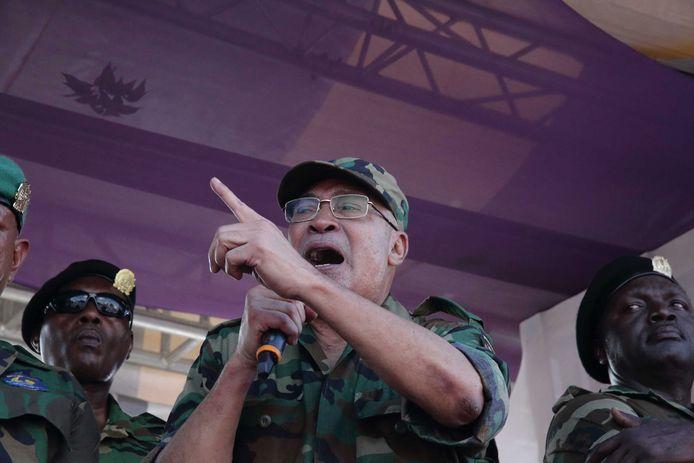 Maandag is het de eerste keer dat de krijgsraad het verzet van Bouterse inhoudelijk behandelt.