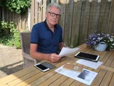 Brummenaar Wim Jans brengt na lange speurtocht 80 jaar oud notitieboekje naar dochter van politieagent